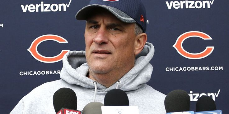 cool Bears' Vic Fangio among potential candidates to succeed Dom Capers
