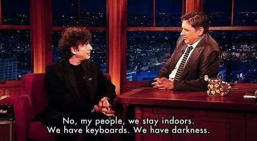 1000 Ideas About Neil Gaiman On Pinterest: 1000+ Neil Gaiman Quotes On Pinterest