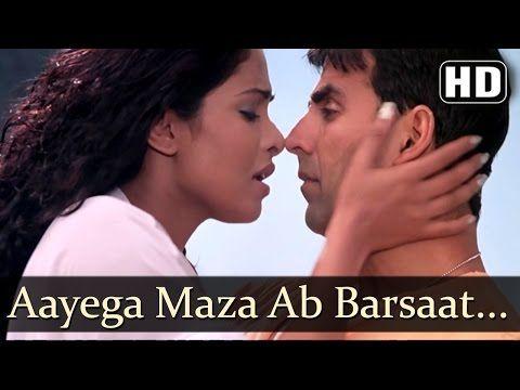 Teri Adaao Pe Marata Hun | Barsaat Song 1995 | Bobby Deol | Twinkle Khanna | Kumar Sanu | Filmigaane - YouTube