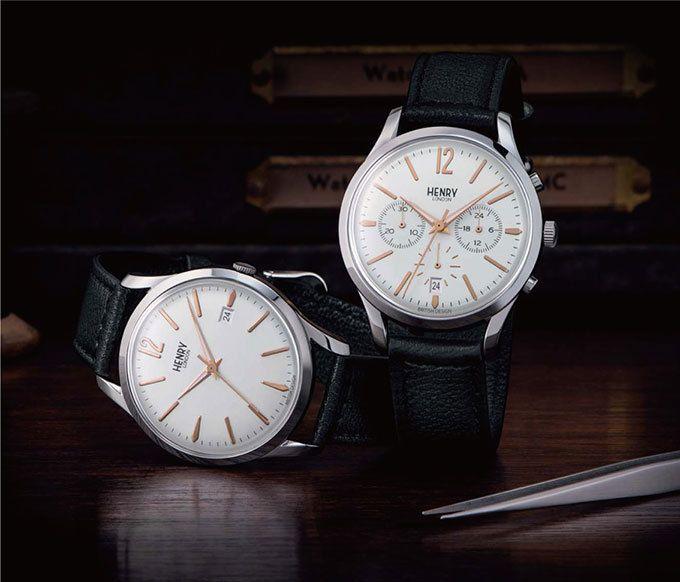 英・時計ブランド「ヘンリーロンドン」日本初上陸、15のカラーが揃ったヴィンテージデザイン | ニュース - ファッションプレス