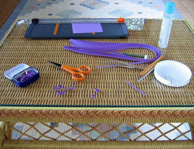 Quilling FAQ ...all you need to know about quilling and how to start : By All things paper