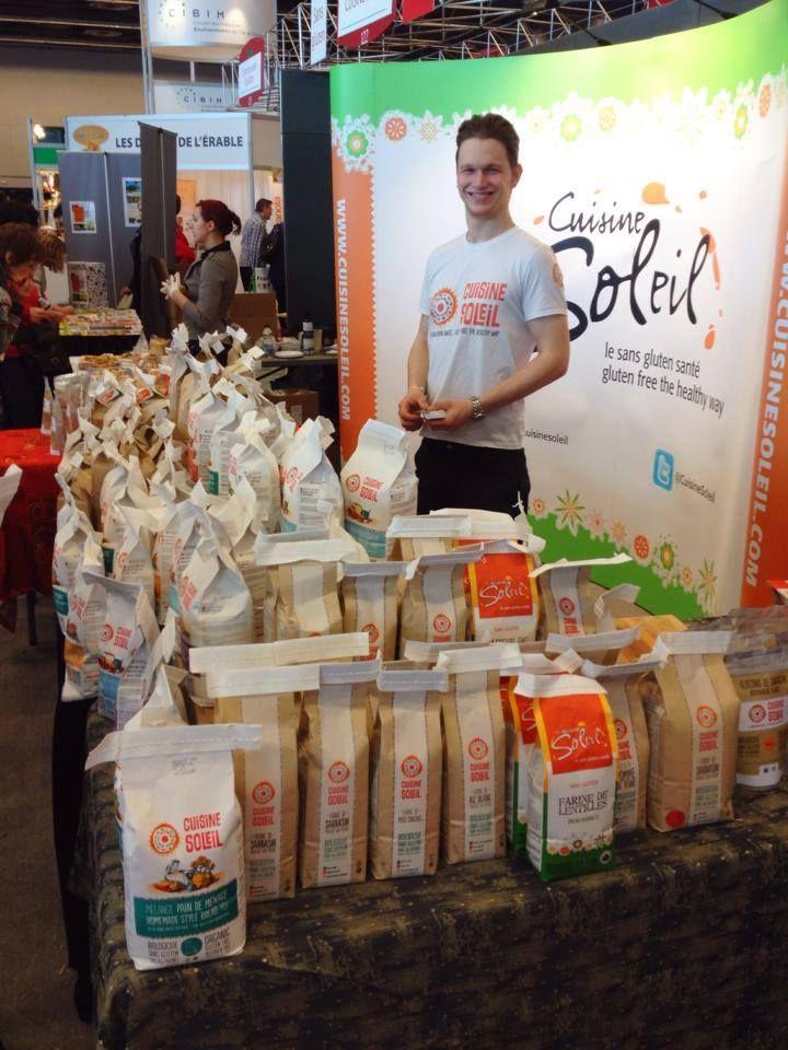 Expo Manger Santé 2014