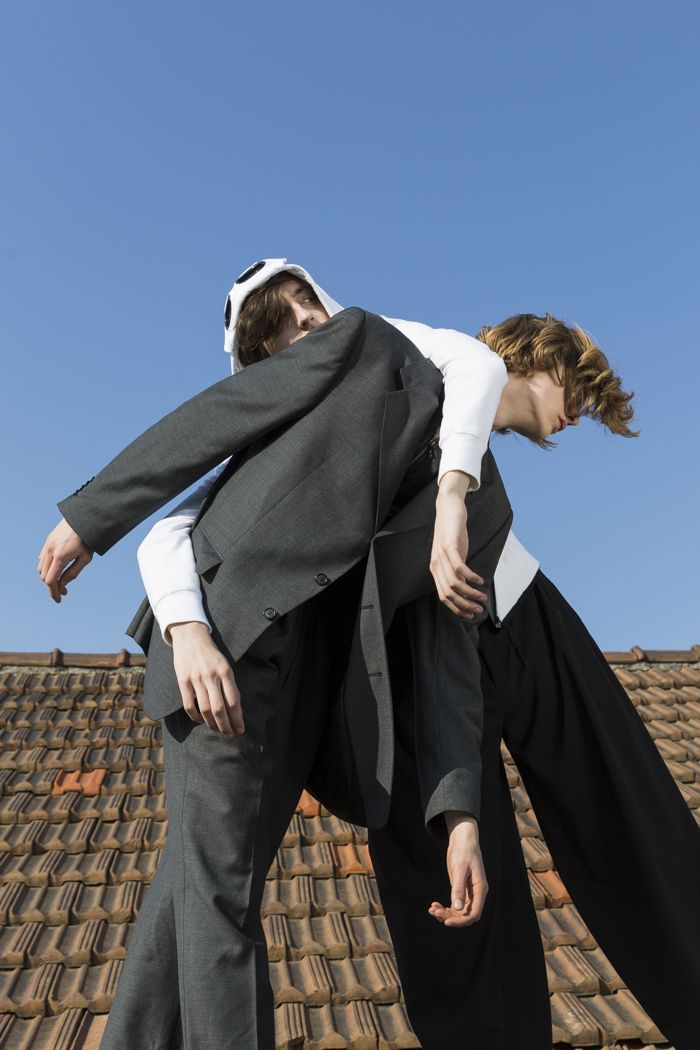 Dancing On The Roof | KALTBLUT Magazine