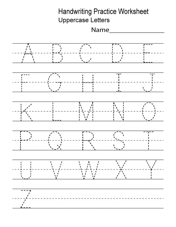 Kindergarten Worksheets PDF Free Download in 2020