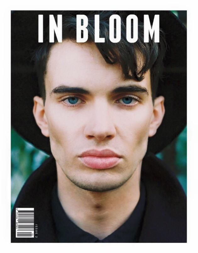 In Bloom Magazine.