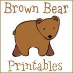 Anglais Brown Bear, Brown Bear