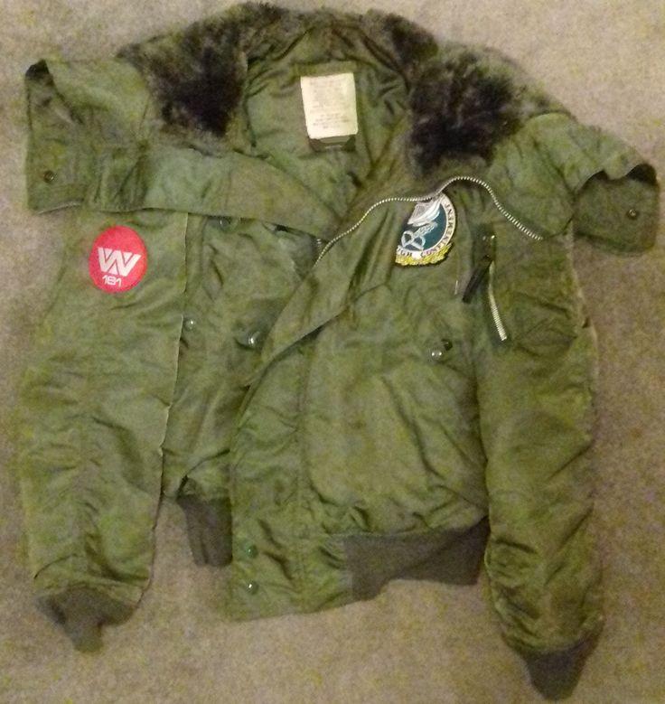 Alien 3 Prison Officer Jacket SALE!  Vintage, 1980s  Perfect Alien 3 Movie Replica