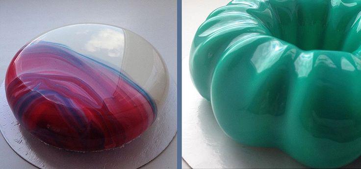 Glossy Cakes - Der Food-Trend von Olga Noskova