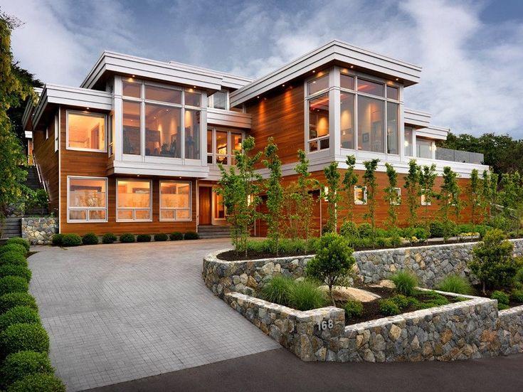 Особняк Hillcrest в городе Виктория, Канада - Дизайн интерьеров   Идеи вашего дома   Lodgers