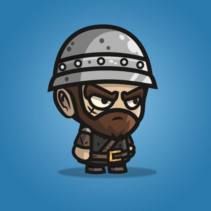 Medieval Sergeant