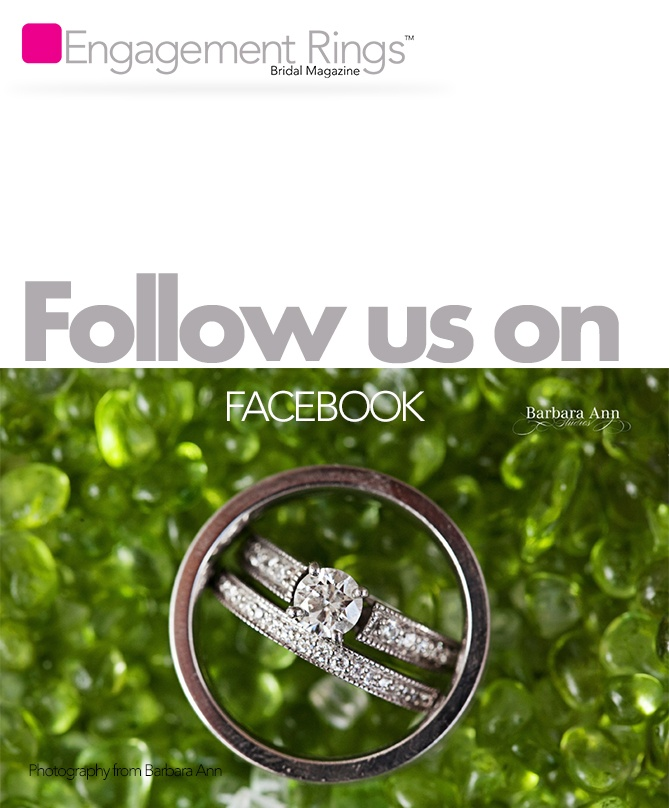 Follow us on Facebook for launch updates and to comment on things you'd like to see.    https://www.facebook.com/EngagementRingsMagazine
