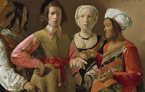 Exposición de Georges de La Tour en el Museo del Prado