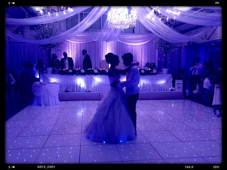 Anna & Anthony's wedding reception held at the Manor of Groves Hotel. Styled by The Wedding Lounge.