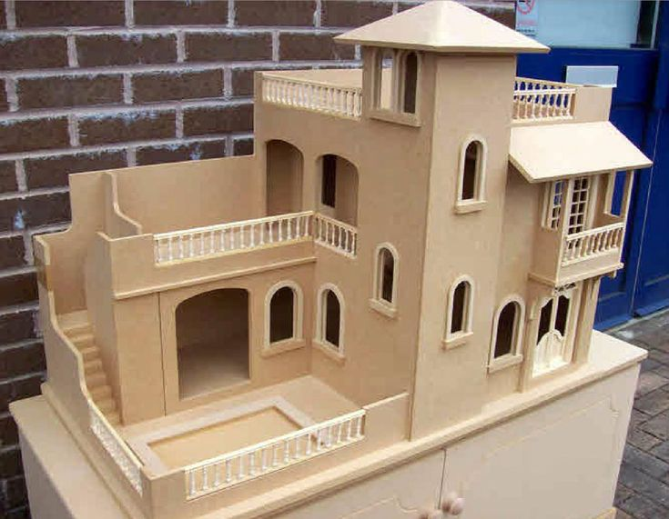 Lakeview House, Dolls House Emporium by Mike Adamson - Dolls' Houses Past &…