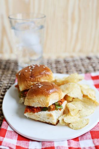 Panino Sloppy Joe