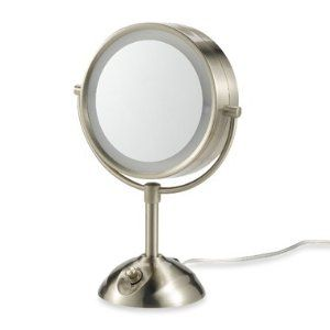 The Two Sided Light Up Magnifying Mirror Is Quite