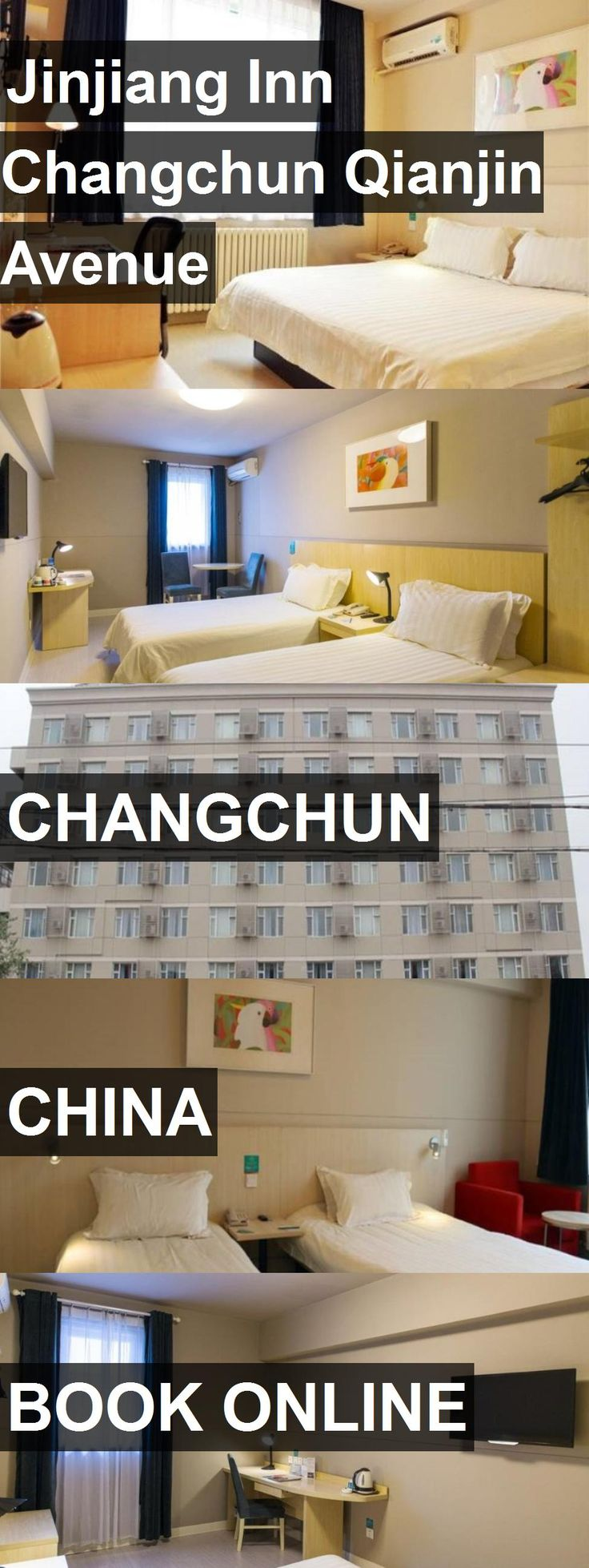 Hotel Jinjiang Inn Changchun Qianjin Avenue in Changchun, China. For more information, photos, reviews and best prices please follow the link. #China #Changchun #travel #vacation #hotel