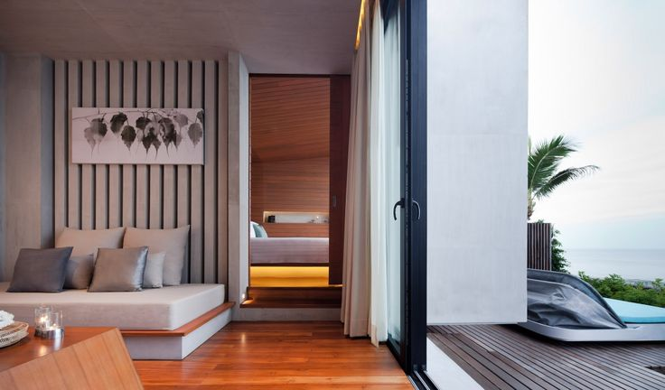 Casa De La Flora terrace by suite