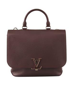 Louis Vuitton |  Louis Vuitton M50544 Volta Borgoña bolso de hombro de cuero