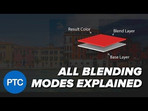 Blending Modes Explained - The Complete Guide to Photoshop Blend Modes