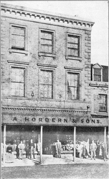 Anthony Hordern and Sons,Sydney....very early photo.A♥W
