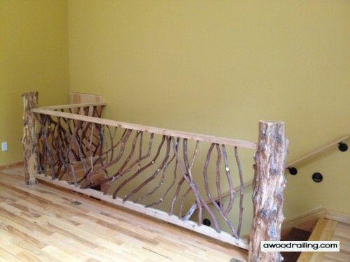 Best Top 25 Ideas About Rustic Deck Path Railings On Pinterest 400 x 300
