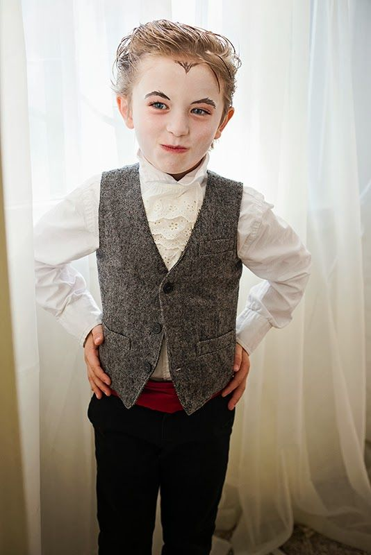 Atticus took quite a while deciding what to be for Halloween this year but when he settled on being a vampire for the Trunk or Treat at c...