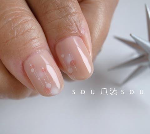 薄花桜 の画像|爪作家ももがアートを哲学する