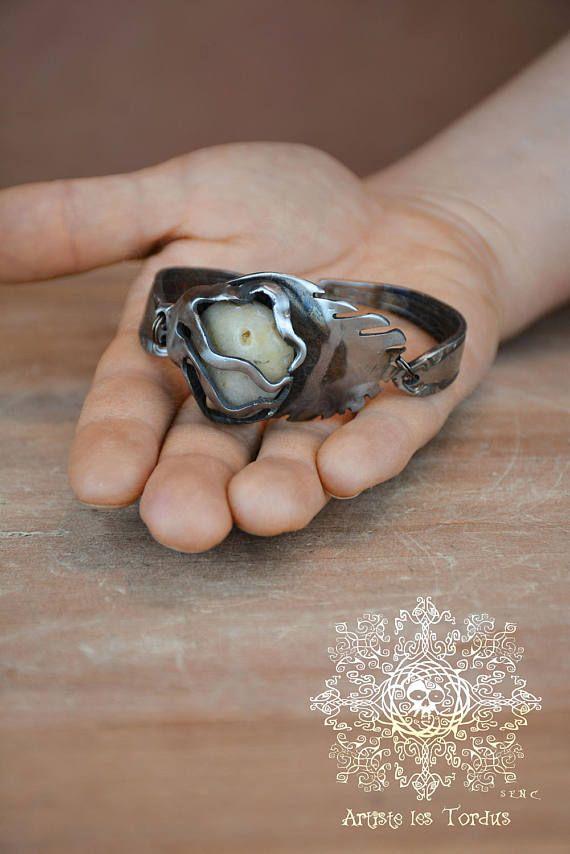 Bracelet with pebble stone 1