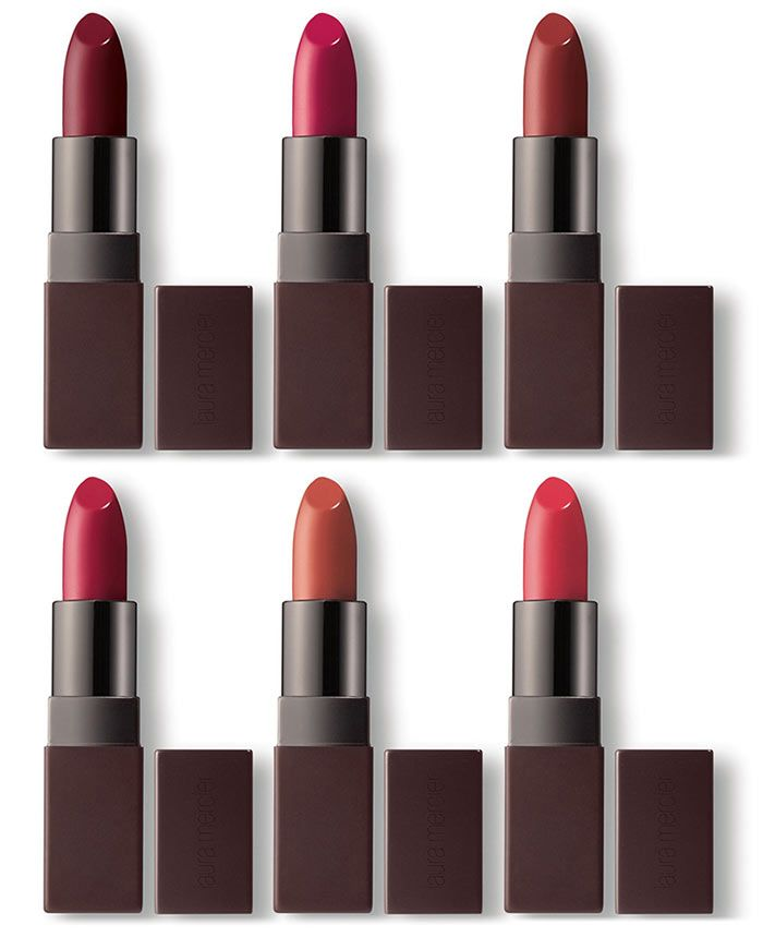 Laura Mercier Velour Lip Colors for Holiday 2015