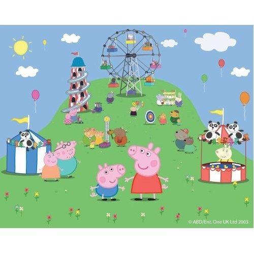Estella's Peppa Pig Room