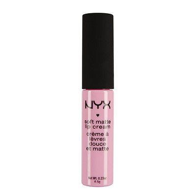 NYX, Soft Matte Lip Cream, (pudra.ru), 550 рублей