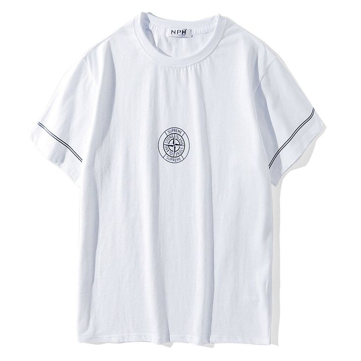 Finally it arrived! Stone Island Supr...   http://www.towntiger.store/products/stone-island-supreme-short-sleeve-t-shirt-unisex-tees-couples-t-shirt-street-fashion-tee?utm_campaign=social_autopilot&utm_source=pin&utm_medium=pin