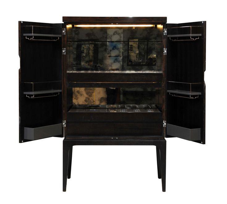Decca London Bespoke Dry Minibar Furniture Manufacturer