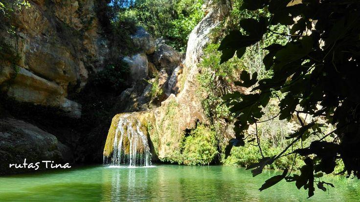 Niu de l'Aliga y las Fonts del Glorieta son unos de los lugares con mas encanto de las montañas de Prades. Situada en el pueblo de Alcov...