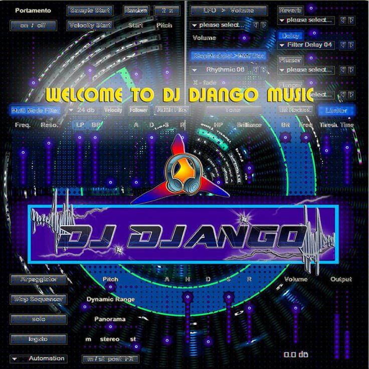 Promo pic for Dj Django Music by Alexis-F5Rec.deviantart.com on @DeviantArt