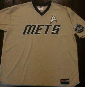 MetsPolice.com Star Trek Mets Jersey