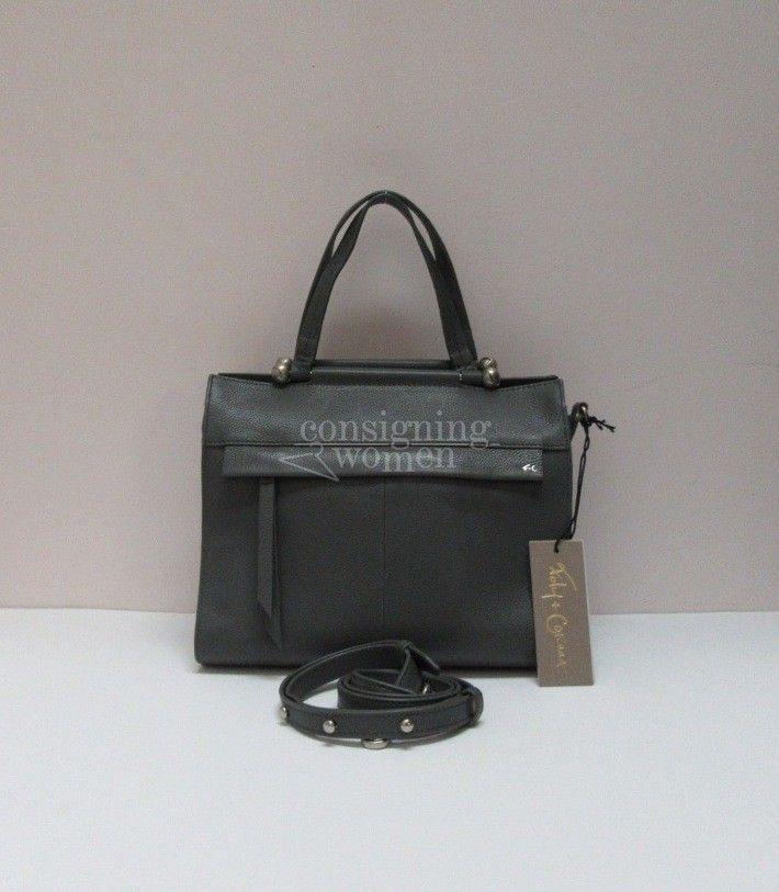 Foley Corinna Sailor shopper satchel. New with tags.