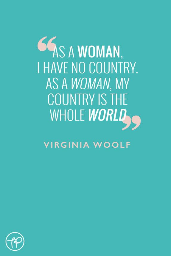 Virginia Woolf S A Room Of One S Own In Today S World