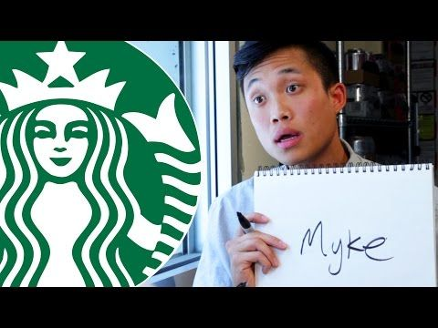 The Starbucks Interview Spelling Test - YouTube  It's too funny XD
