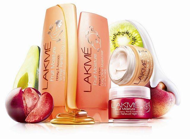 Lakme Fruit Moisture range for this winter