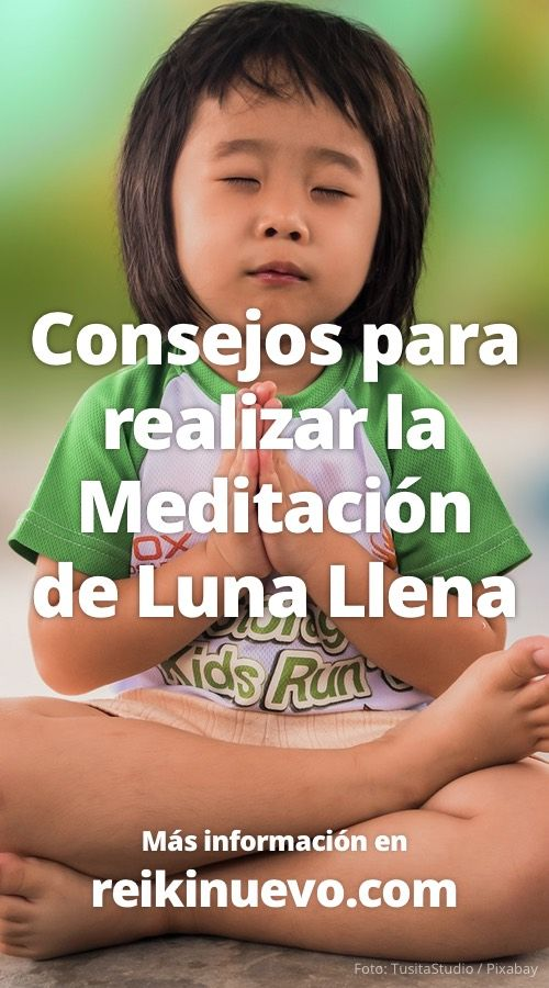 Escucha los siguientes consejos para hacer la Meditación de Luna Llena que miles de personas realizan mes a mes en todo el mundo. Más información: http://www.reikinuevo.com/como-hacer-meditacion-luna-llena/