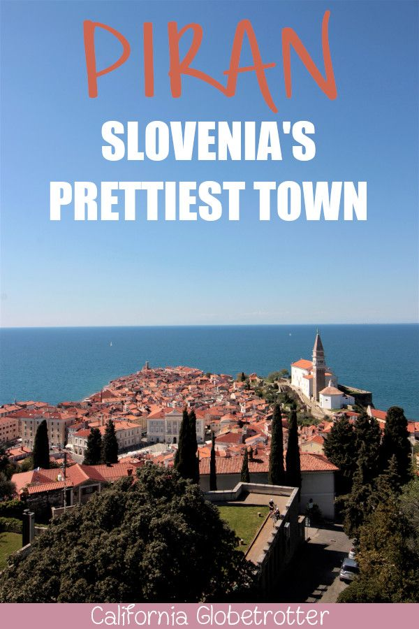 Piran: Slovenia's Prettiest Town