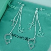Tiffany T Signature Drop Earrings,All Tiffany and co jewelry combine fashion with characteristics; therefore, they are all unique.