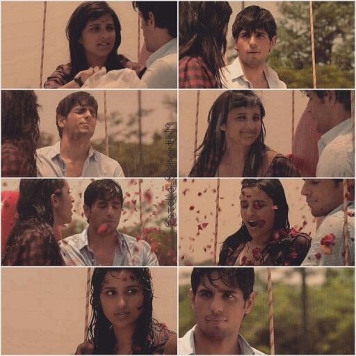Sidharth malhotra and parineeti chopra in hasee toh phasee