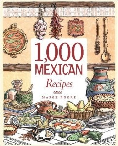 1,000 Mexican Recipes, ready for Mexican Mondays whooo!!