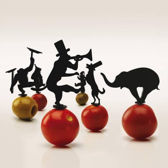 """18 pics """"cirque"""" dédiés à la fête, de quoi faire vivre un bel apéro!"""