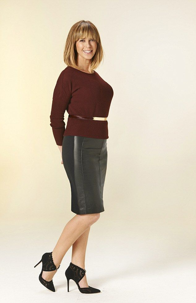 Yes you can wiggle into a pencil skirt - and still manage ...