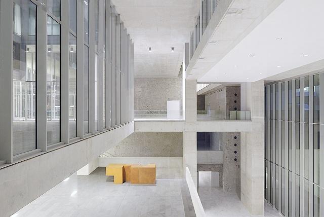 #architettura  #Università Bocconi #Grafton Architects #Milano #GuidoAntonelli