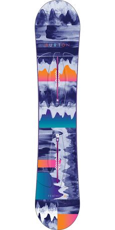 Burton Women's Feather 2015/2016 Snowboard